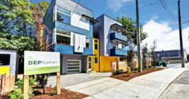 Beacon Hill Townhomes
