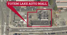 Totem Lake Auto Mall